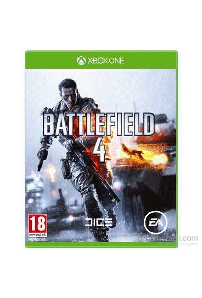Ea Games Xbox One Battlefıeld 4