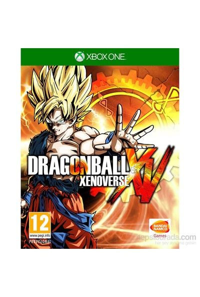Namco Xbox One Dragon Ball Xenoverse