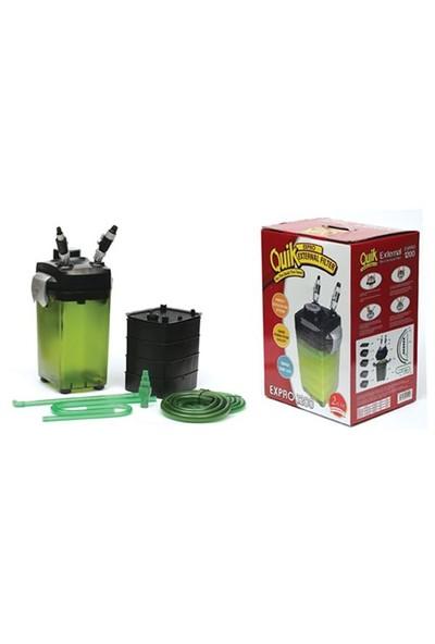 Quik Expro 1200 Dış Filtre(Dolu)