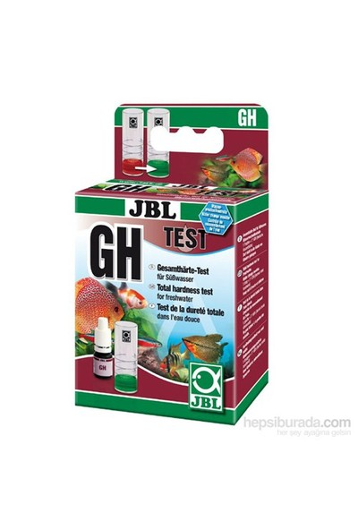 Jbl Gh Test Set Su Sertliği 10 Ml