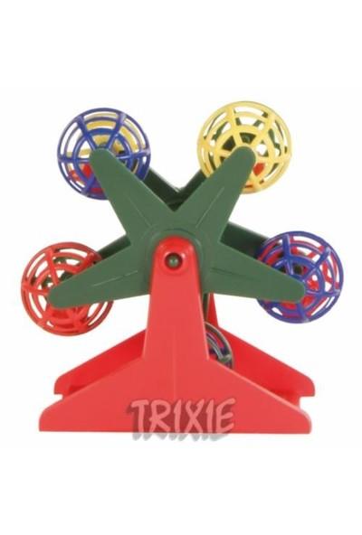Trixie Muhabbet Kuşu Oyuncağı, Dönme Dolap 10Cm