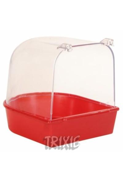 Trixie Kuş Kapalı Banyosu 13,5X15X13,5