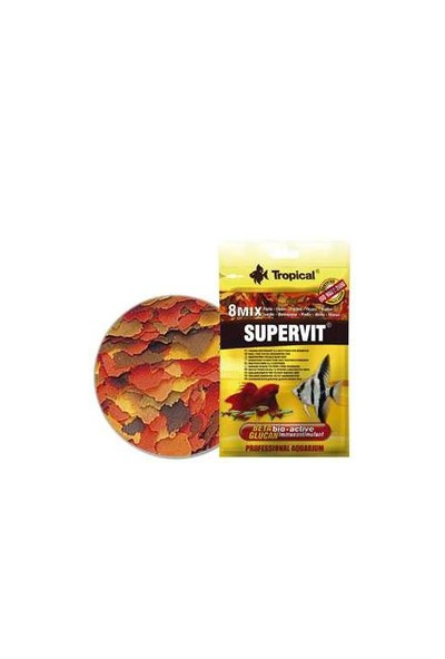 Tropical 70401 Supervıt 12 Gr Folyo