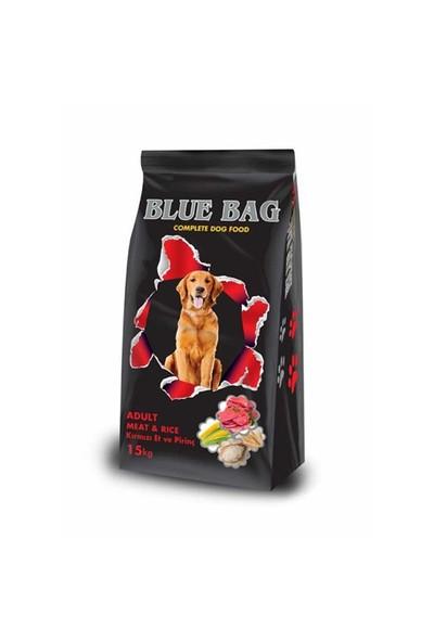 Blue Bag Etli Yetişkin Köpek Maması 15 Kg