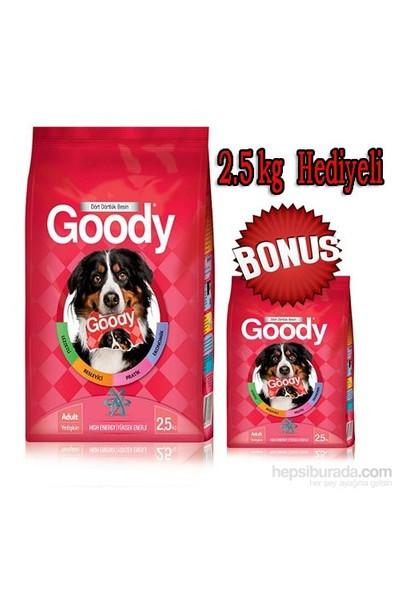 Goody Yüksek Enerjili Kuru Köpek Maması 15 Kg + 2.5 Kg