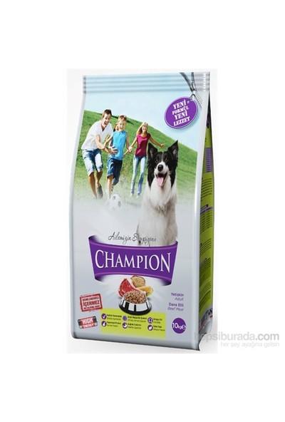 Champion Dana Etli 15kg Köpek Maması (Çalışan ve Aktif Köpek)