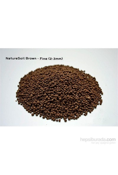 Aqua Deco Nature Soil Brown Fine 3L Bitki Kumu