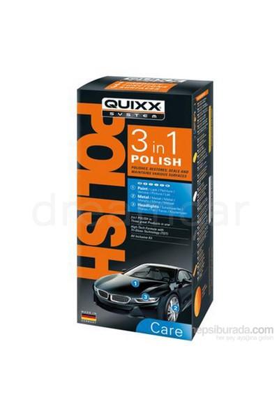 Quixx 3in1 3 Bölge Polish Parlatma Kiti Made in Germany 38177