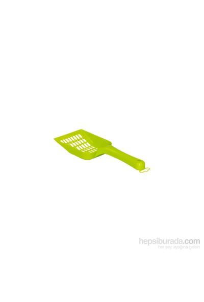 Moderna Kedi Kumu Küreği Yeşil