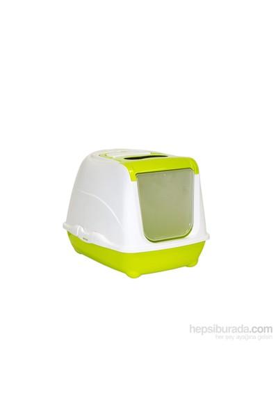 Moderna Flip Kapalı Tuvalet 50 Cm Yeşil