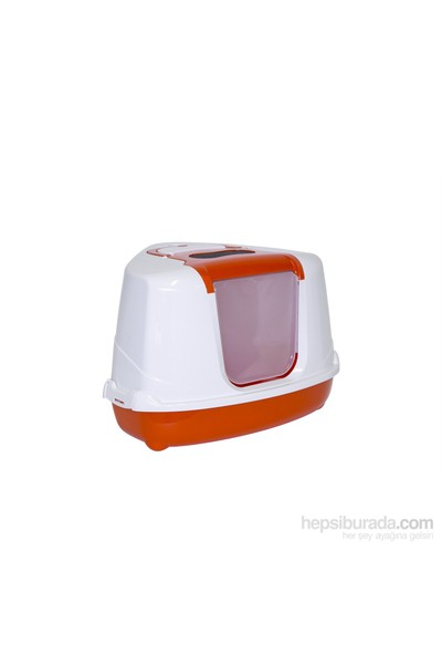 Moderna Flip Köşeli Tuvalet Turuncu