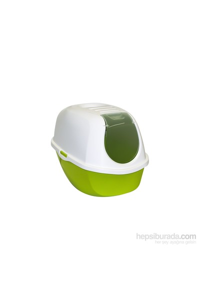 Moderna Smart Kapalı Tuvalet 53 Cm Yeşil