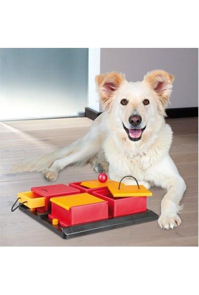 Trixie köpek zeka eğitim oyuncağı,Poker 31x10x31cm
