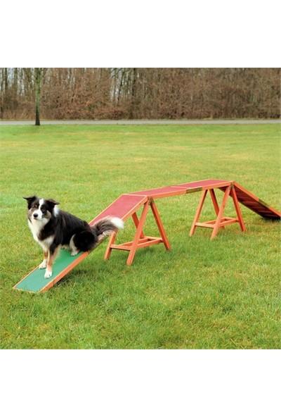 Trixie köpek agility köprüsü 456x64x30cm