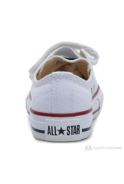 Converse 3V607 Chuck Taylor All Star V3 Optical White Ox Çocuk Spor Ayakkabı