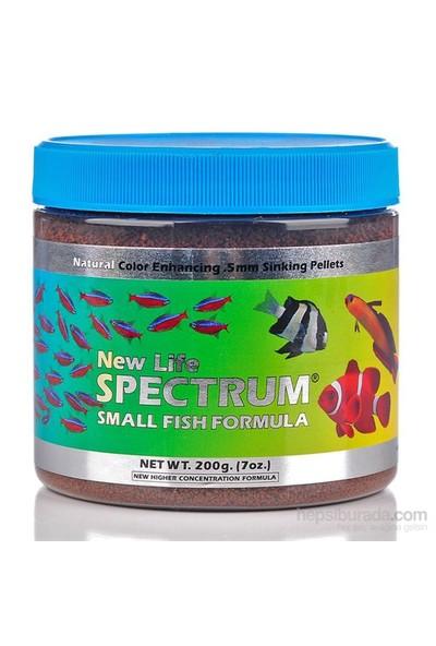 New Life Spectrum Small Fish Formula 200 Gr. Yavru Ve Küçük Balık Yemi