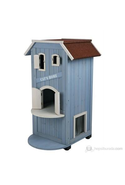 Trixie kedi evi 56x94x59cm