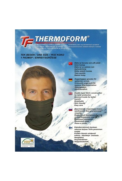 TF Thermoform Boyunluk