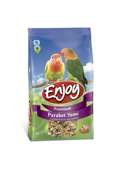 Enjoy Paraket Yemi 700 Gr