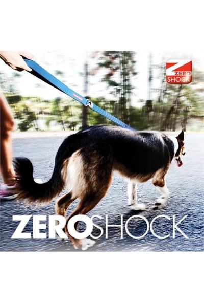 Ezydog Zero Shock Çikolata Uzatma Kayışı 120 Cm (Traffic Control)