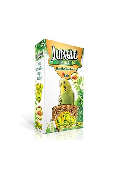 Jungle Tava Kraker 10Lu