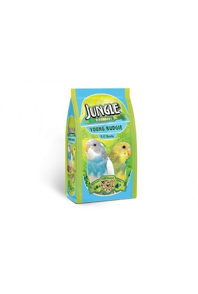 Jungle Yavru Kuş Yemi 400 Gr