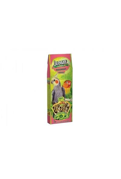 Jungle Paraket Kraker 3Lü