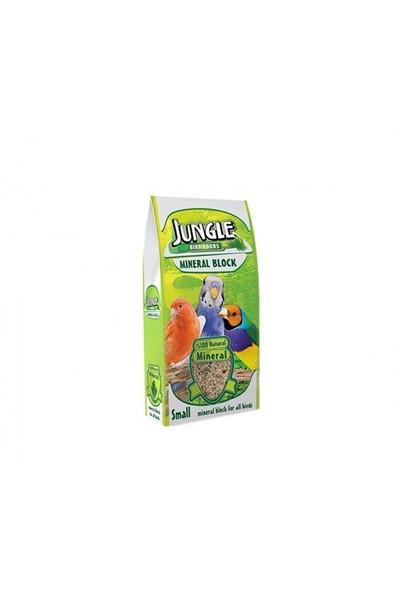 Jungle Mineral Kuş Blok Küçük