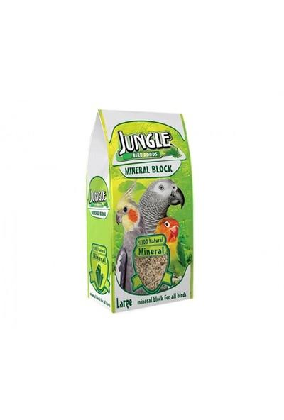 Jungle Mineral Kuş Blok Büyük
