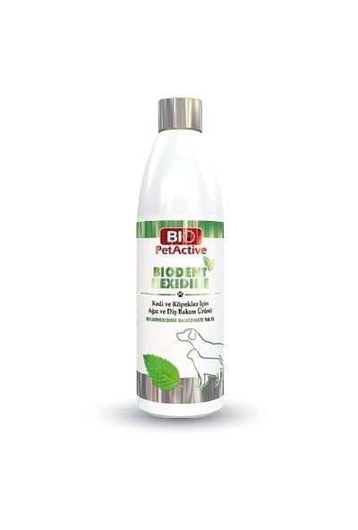Biopetactive Bıodent Hexidine (Ağız Ve Diş Bakım Ürünü) 250Ml