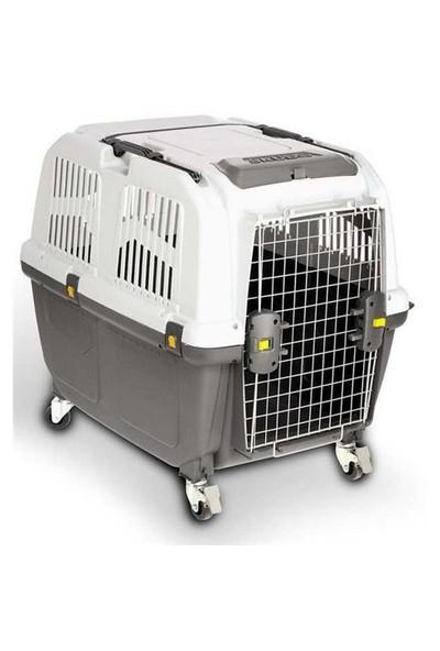 Skudo-4 Iata Tekerleksiz Köpek Taşıma Kafesi