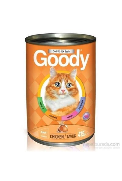 Goody Tavuklu Yetişkin Kedi Konservesi 415Gr