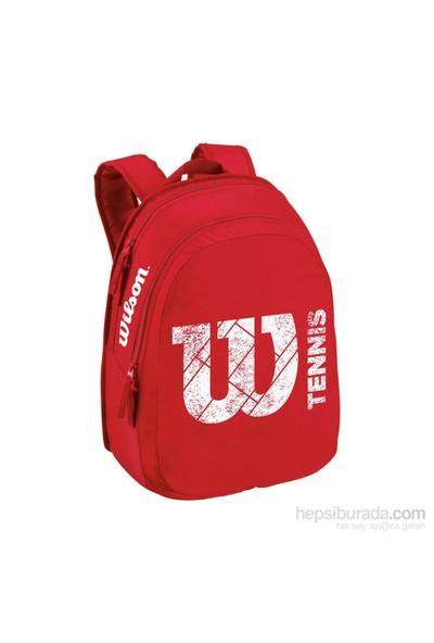 Wilson Match Red Junıor Tenis Çocuk Sırt Çantaları