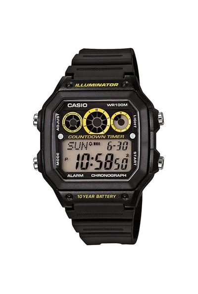 Casio AE-1300WH-1AVDF Digital Erkek Kol Saati