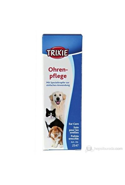 Trixie Kedi, Köpek ve Tavşanlar İçin Kulak Bakım Damlası 50ml