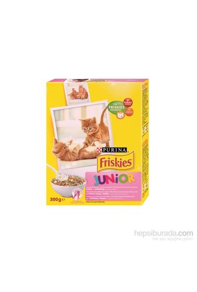 Friskies Tavuklu Sütlü Ve Sebzeli Yavru Kedi Maması 300Gr
