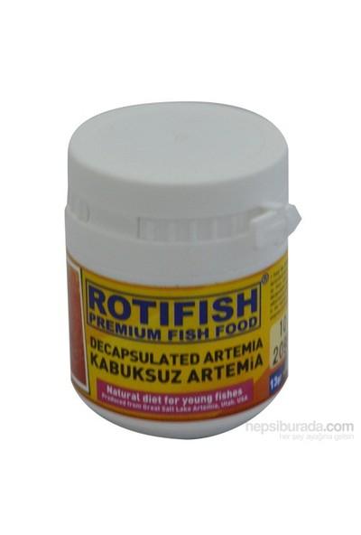 Rotifish Decapsulated Artemia Yavru Yemi 30Ml (13Gr.) Dekapsüle Artemia