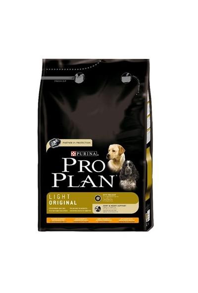 Pro Plan Düşük Kalorili Tavuklu ve Pirinçli Yetişkin Köpek Maması - 3 Kg