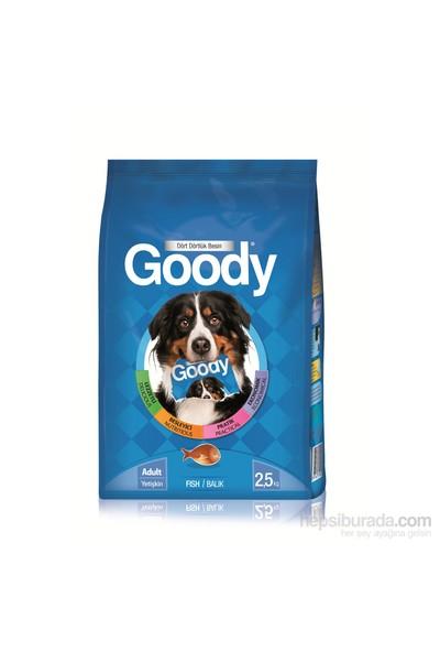 Goody Balıklı Köpek Maması 2,5 kg FD*