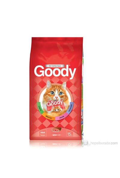 Goody Etli Yetişkin Kedi Maması 15 Kg