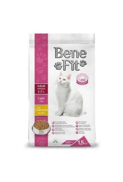 Benefit Yetişkin Ve Yaşlı Kuru Kedi Maması 1.5 Kg