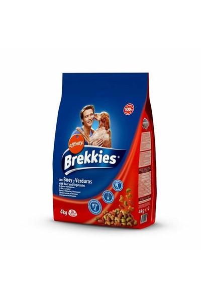 Brekkies Complet Köpek Maması Tavuklu 4 Kg
