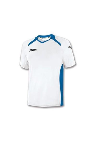 Joma Beyaz Erkek Futbol Forması 1196.98.014 Champion ii Tshirt