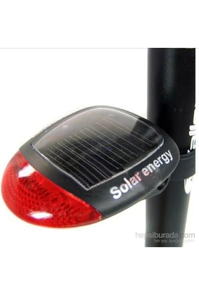 Csı Solar Güneş Enerjili Bisiklet Arka Led Işık