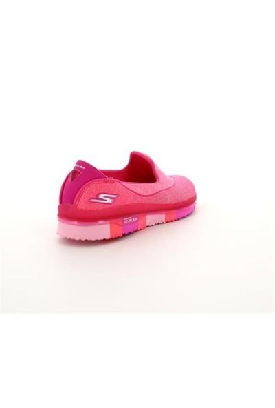 Skechers 14010-Hpk Go Flex Kadın Günlük