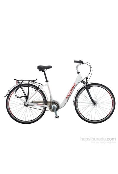 Salcano Alanya L Siyah-Kırmızı Bisiklet