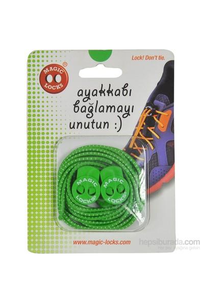 Magic Lock Elastik 6A Bağcık