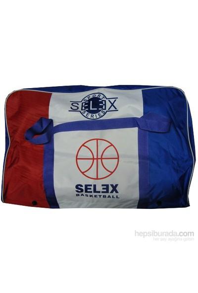 Selex 6 Lı Basketbol Top Çantası