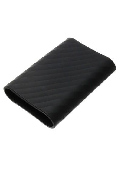 Case 4U Xiaomi 10000 mAh Taşınabilir Şarj Cihazı Siyah Kılıf