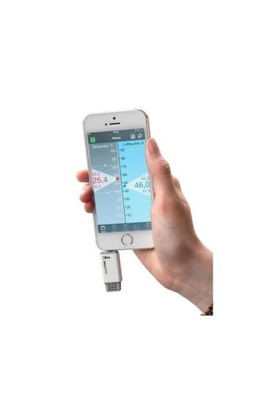 Tfa Akıllı Telefonlar İçin Sıcaklık - Nem Ölçer